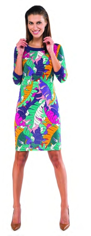 Sommerkleid aus Rayon
